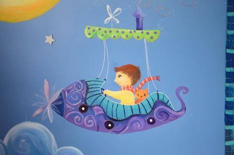 La machine volante de Laure Phelipon