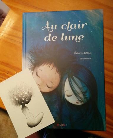 Orelie Gouel : Au clair de lune