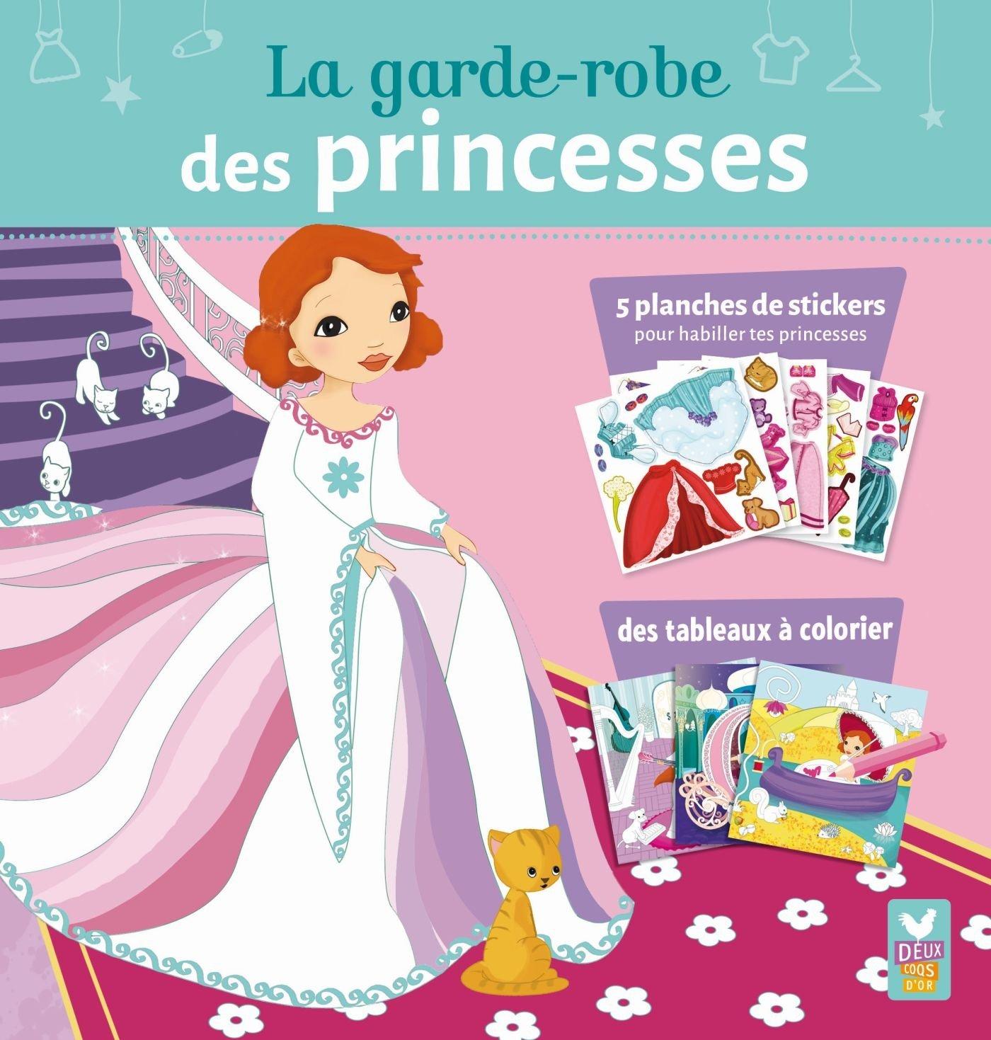 La garde-robe des princesses