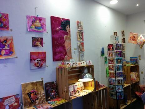 La boutique du coté de Laure
