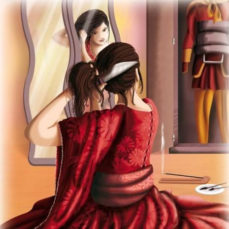 La légende de Mulan par Laure Phelpon