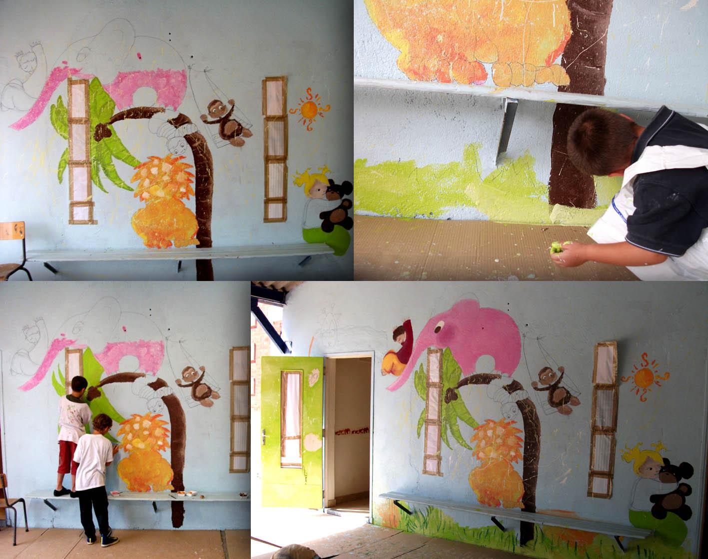 Fresque murale archives page 3 sur 4 ptit blog d 39 une for Centre de loisirs 78