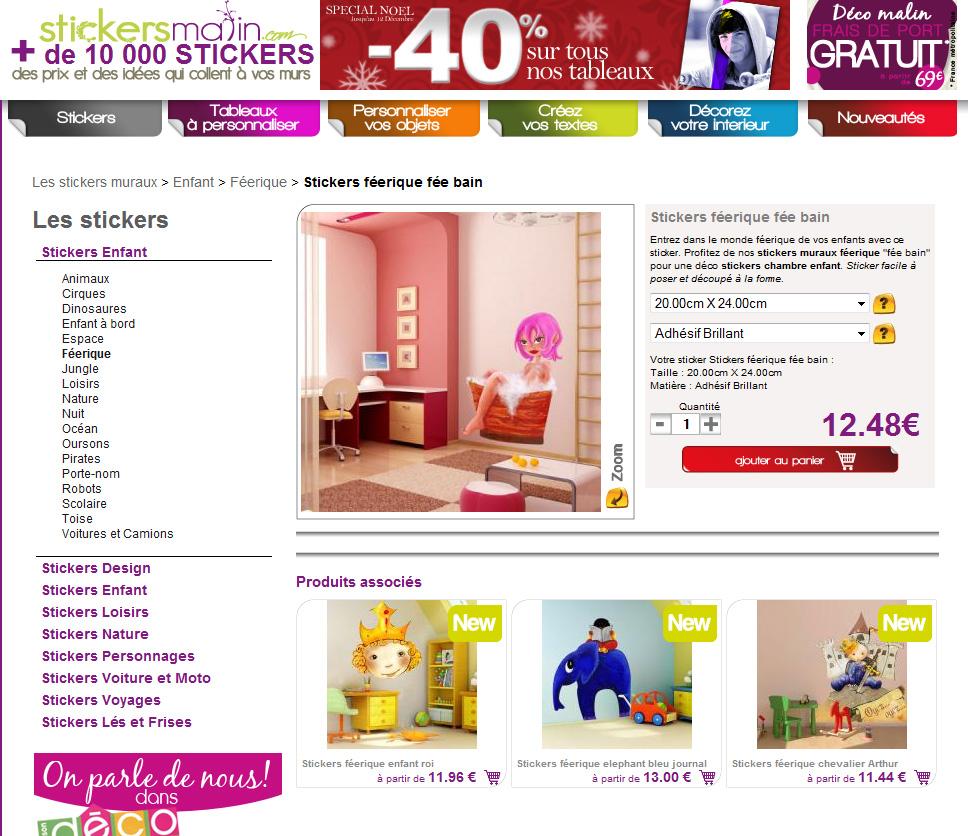 mes stickers sont en ligne ptit blog d 39 une illustratrice jeunesse. Black Bedroom Furniture Sets. Home Design Ideas