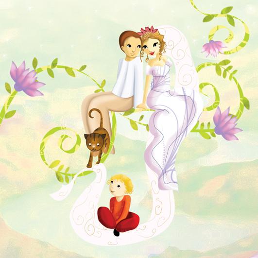 faire-part mariage-nature jour