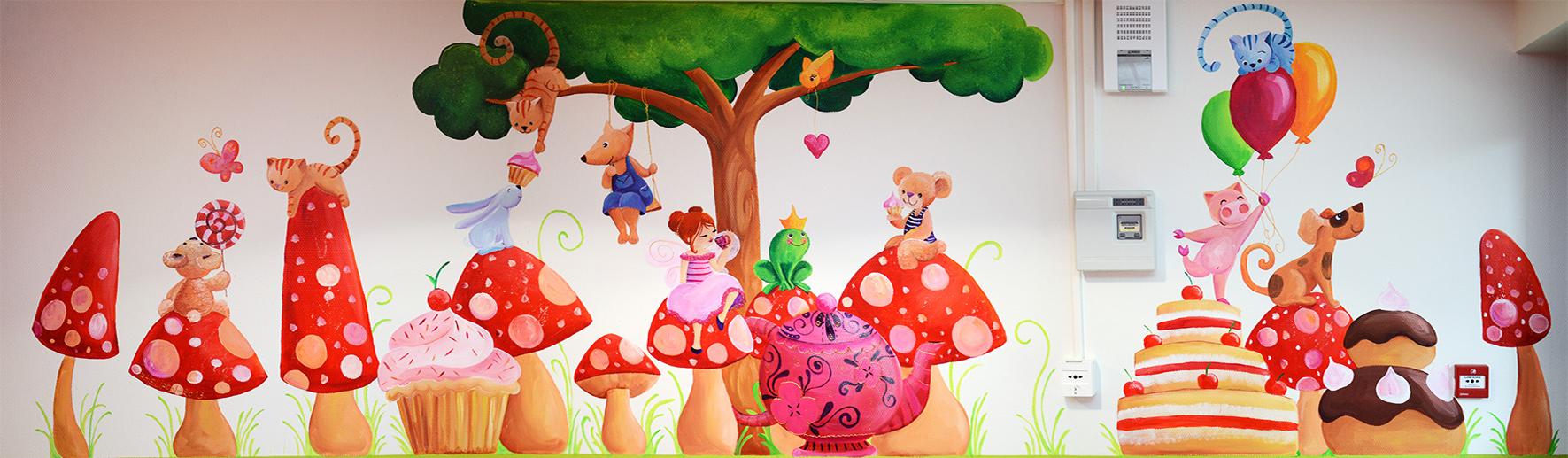 Fresque Pour Les Enfants De Souesmes Dernier Jour Ptit Blog D 39 Une Illustratrice Jeunesse