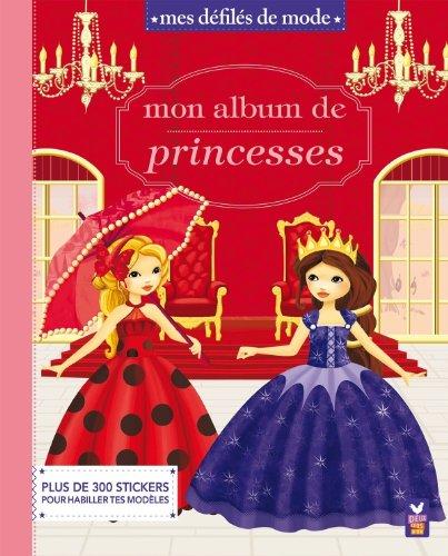 Mon album de princesses