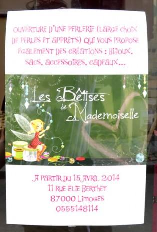 affiche LES BËTISES DE MADEMOISELLES