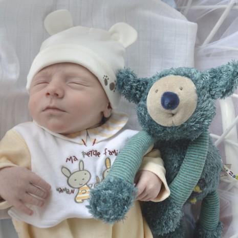 titouan bébé