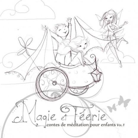 croquis magie et feerie cd