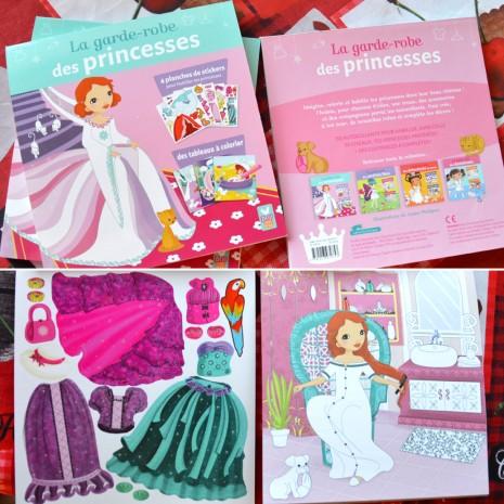 La garde-robe des princesses 2