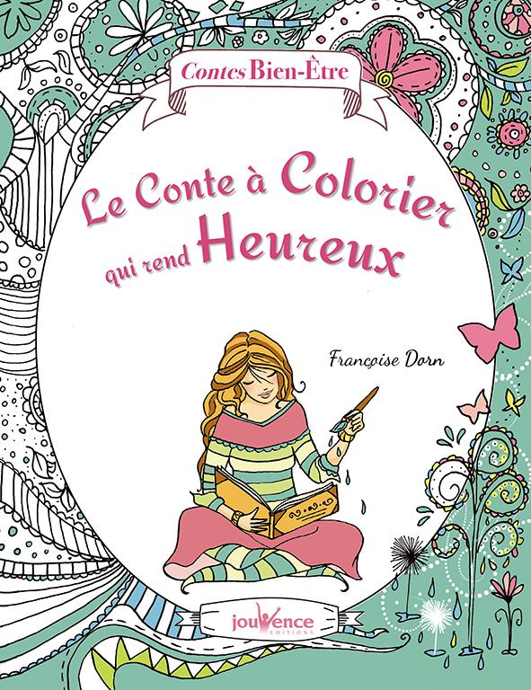Album de coloriage et cahier d'exercices bien être