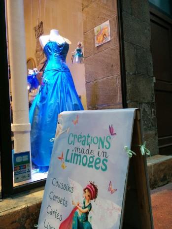 Une boutique sur Limoges