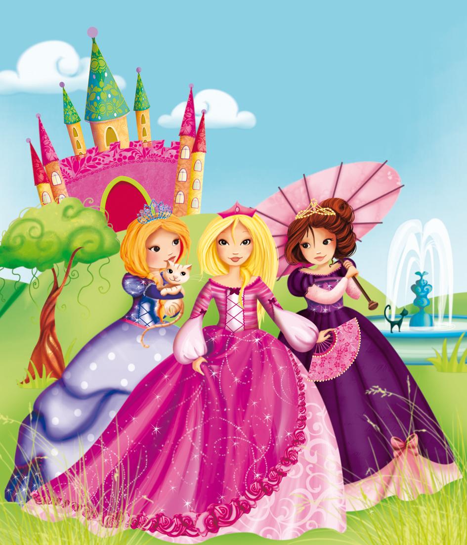 Mon coffret de princesses