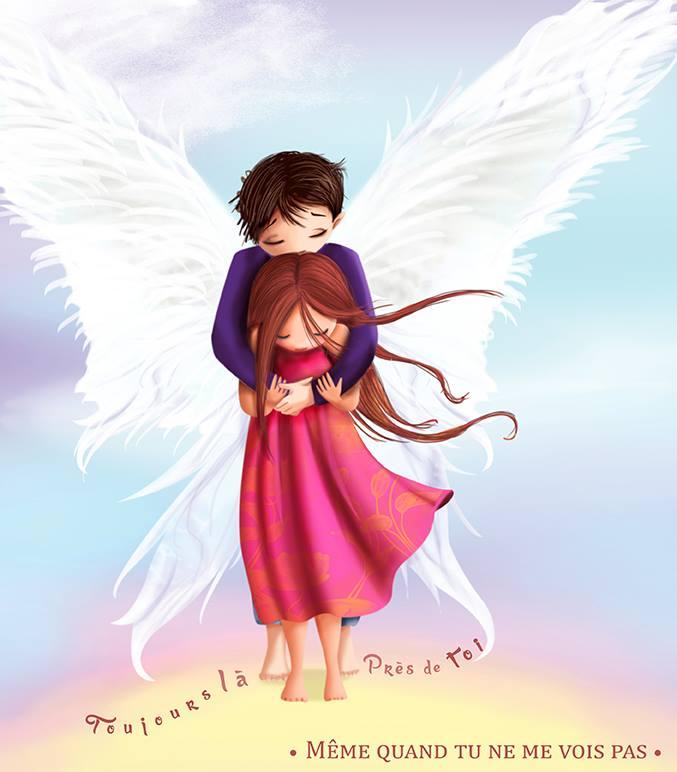 Un ange est entré dans ma vie