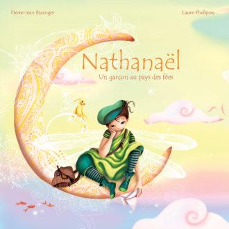 couverture nathanael au pays des fées