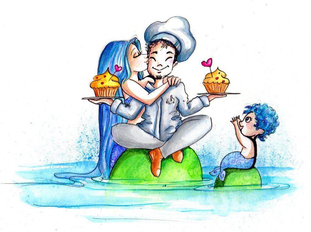 Chef, inktober 22 de Laure Phelipon