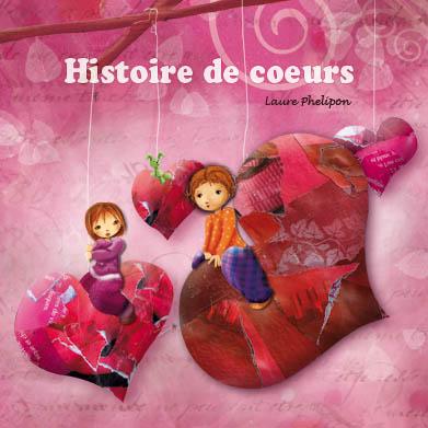 Histoire de coeurs couverture