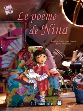 illustration de la couverture le poème de Nina
