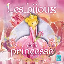 couverture de l'album jeunesse les bijoux de la princesse