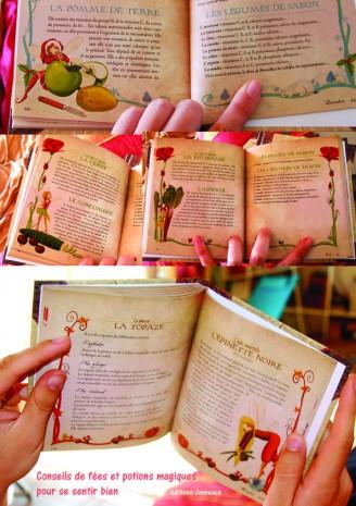 conseils de fées et potions magique pour se sentir bien