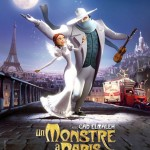l'affiche un monstre à paris