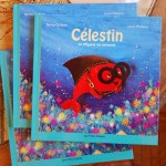 livre de la collection Célestin au carnaval