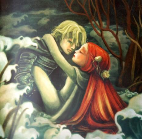 ondine amoureux