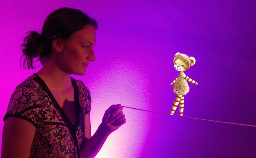 Animation : rencontre avec un doudou
