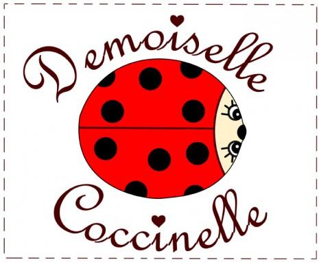 logo coccinelle en couleur