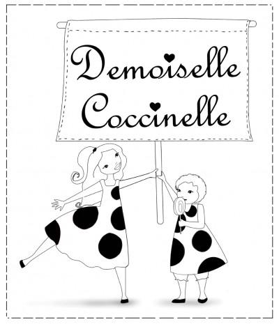 logo coccinelle noir et blanc
