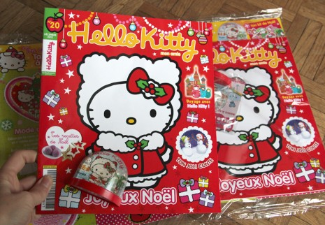 couverture hello kitty