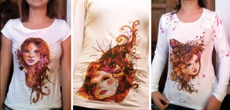 illustrations graphique tee-shirt