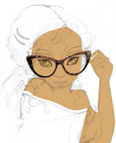 montage des lunettes