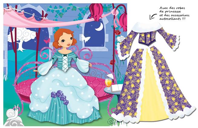 Mes premiers Défilés de mode - Petite Princesse