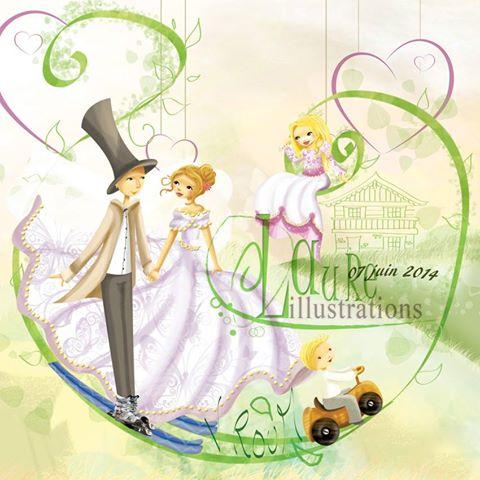 Faire-part de mariage personnalisé et unique